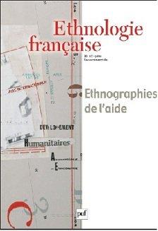 Ethnologie Française. Ethnographies de l'aide.