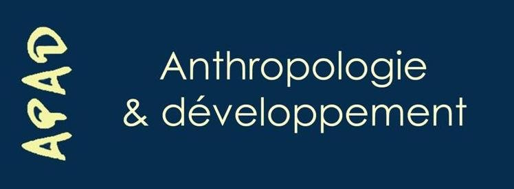 APAD Bulletin has become the journal Anthropologie & développement