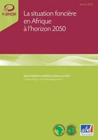 La situation foncière en Afrique à l'horizon 2050.