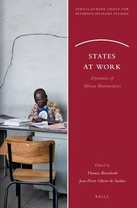 States at Work : Dynamics of African Bureaucracies
