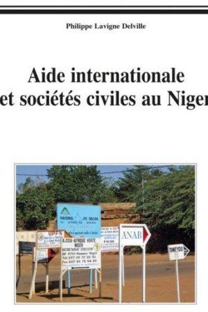 Just Published  : Aide internationale et sociétés civiles au Niger