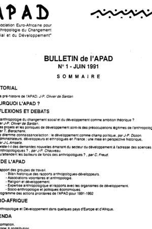 1991-2016 : APAD is 25!