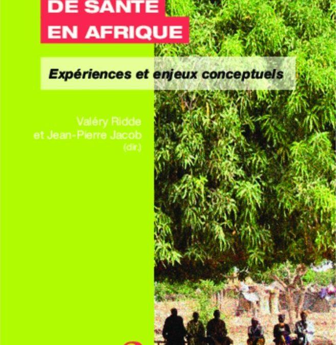 Les indigents et les politiques de santé en Afrique