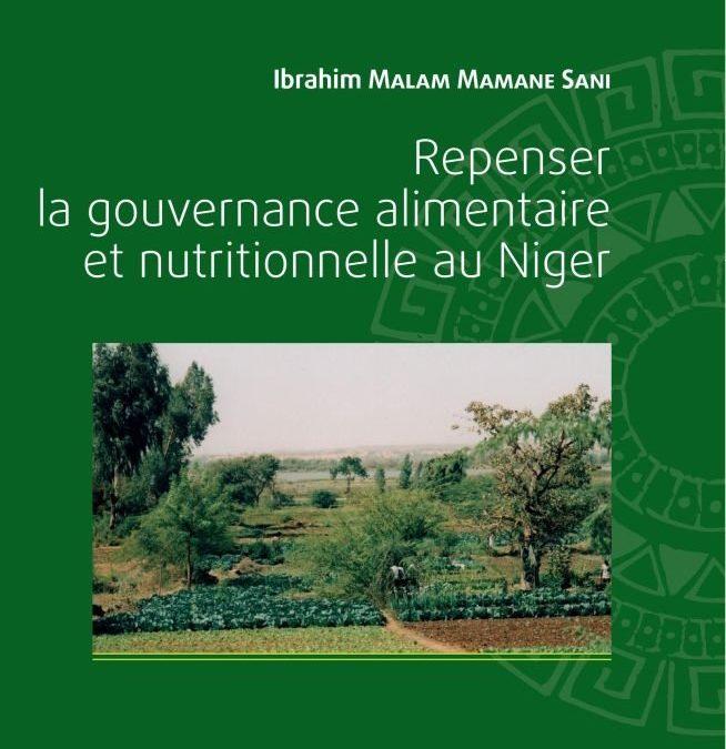 Repenser la gouvernance alimentaire et nutritionnelle au Niger