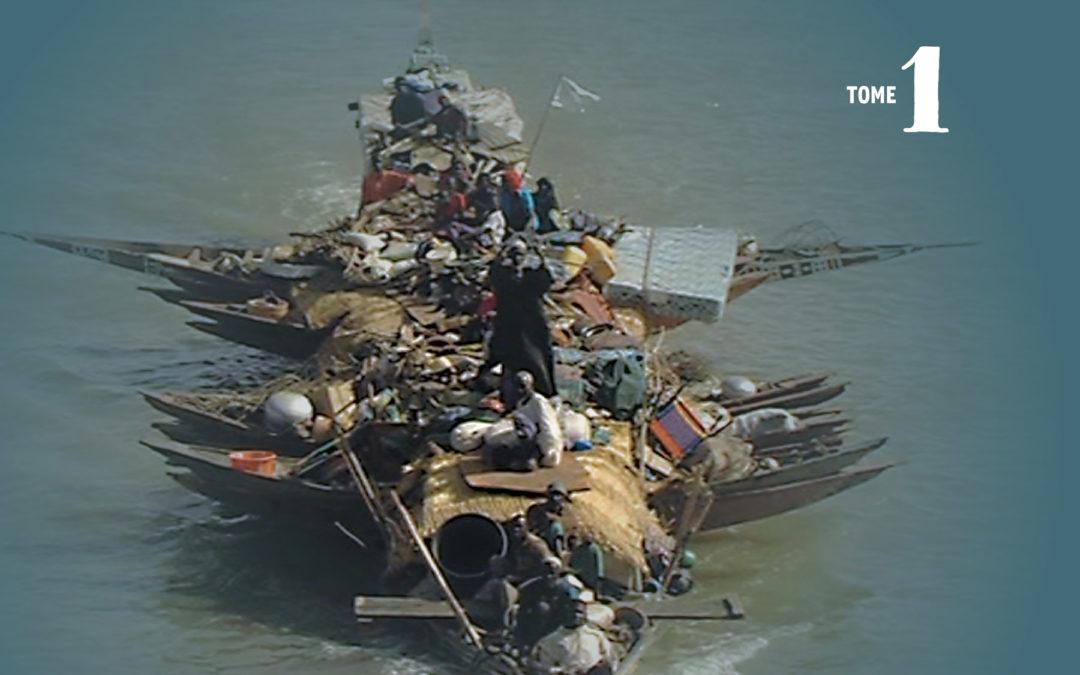 Mobilités, circulations et frontières (Migrations, mobilités et développement en Afrique-Tome I)
