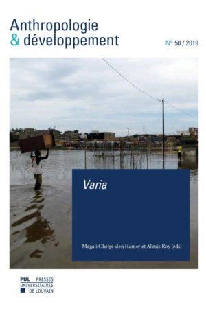 N°50 / 2019. Varia